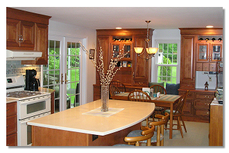 Kitchen Layouts Pictures Decorating Ideas